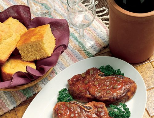 mexican barbecue lamb steaks